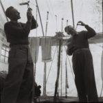 J. Vaniš a V. Sís (vpravo) ©Josef Vaniš